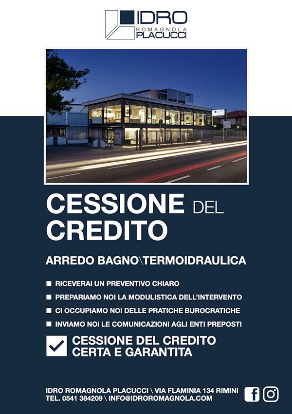 Idroromagnola - Cessione Credito